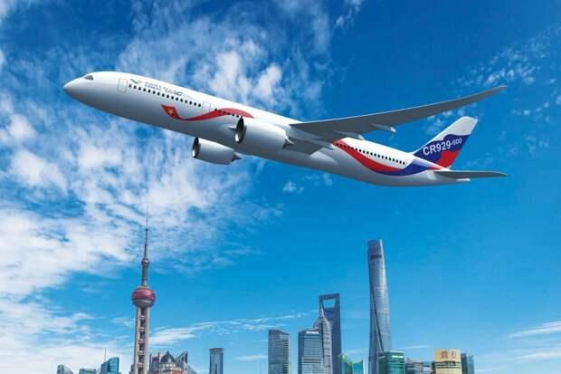 Первый полет CR929 состоится в 2023 году