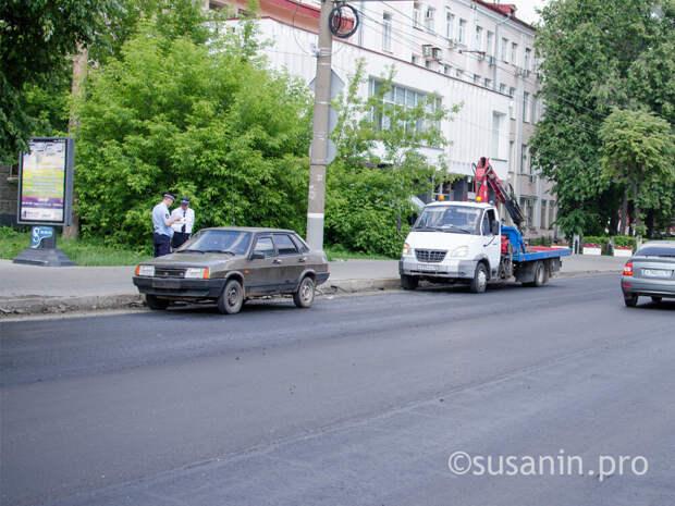 Единая диспетчерская служба штрафстоянок появилась в Ижевске