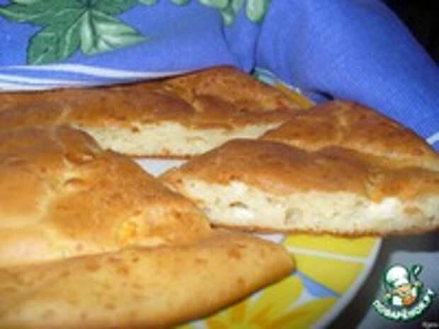 Болгарская лепешка с брынзой ингредиенты