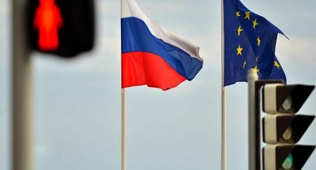 ЕС Россия санкции
