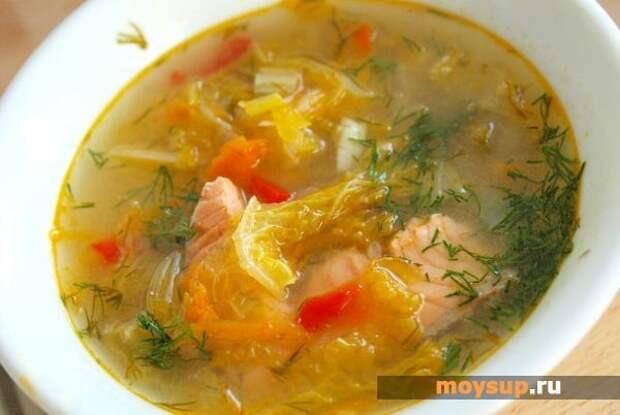 Полезный рыбный суп из трески