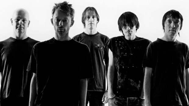 Из Интернета исчезла вся информация о Radiohead