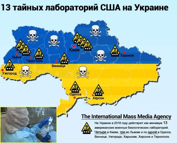 В Сербии требуют ответа Зеленского: Что делают лаборатории США на Украине?
