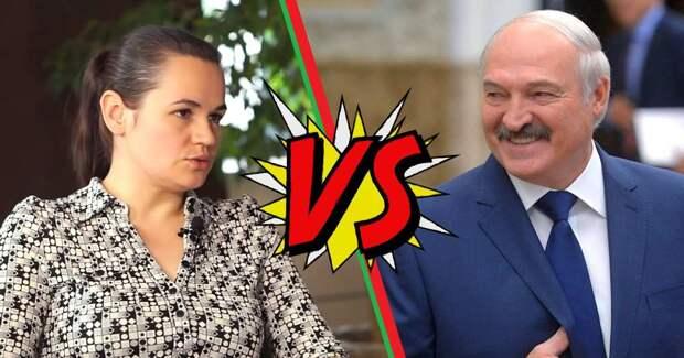 Тихановская активно способствует сохранению режима Лукашенко и вхождению РБ в РФ