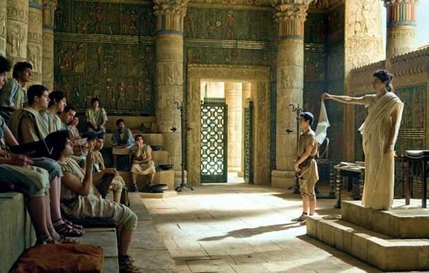 Александрийская библиотека. Кто её уничтожил?