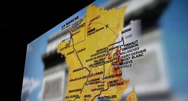 «Механический допинг» заставил организаторов «Тур де Франс» закупить специальные камеры