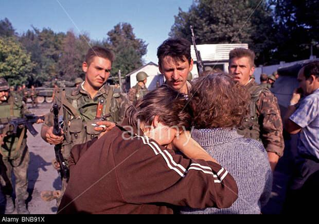 Гражданская война в Таджикистане