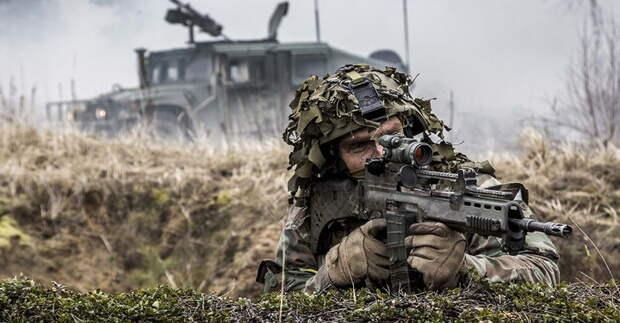 Учения НАТО в Прибалтике превратились в посмешище