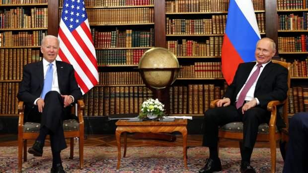 Посол РФ в США озвучил важнейшую задачу после встречи Путина и Байдена