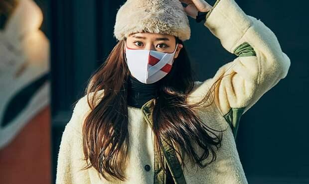 Сомнительный тренд — Модные защитные маски для лица