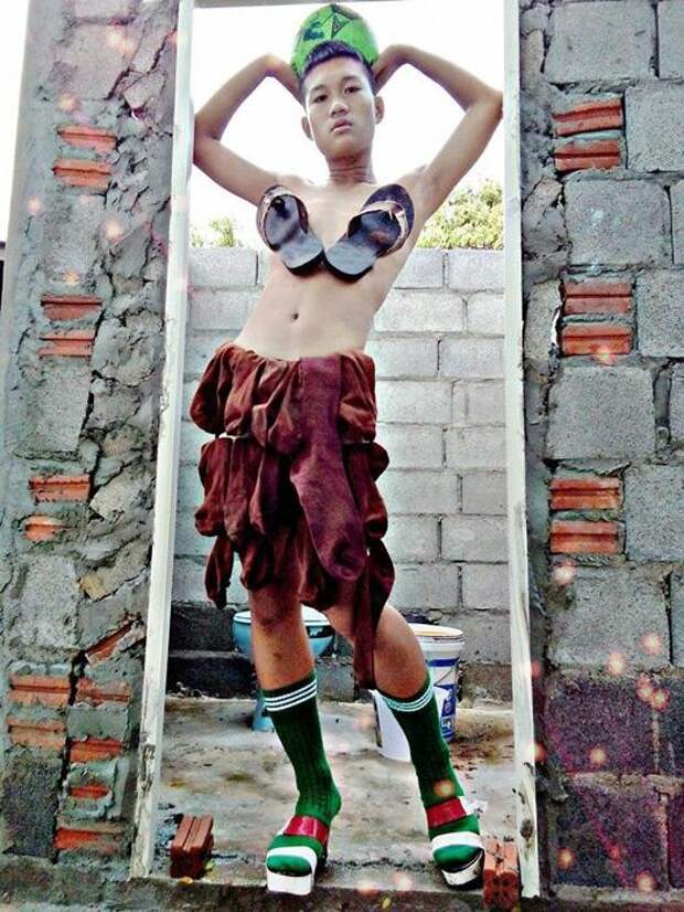 15-летний Мадо из города Кхонкэн