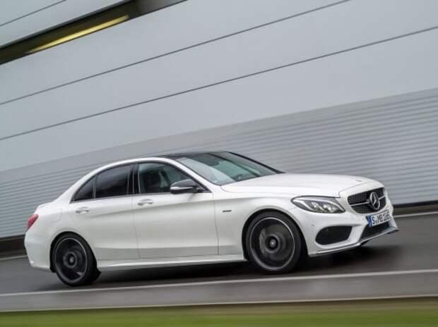 Семейство Mercedes-Benz C-класса пополнилось двумя модификациями