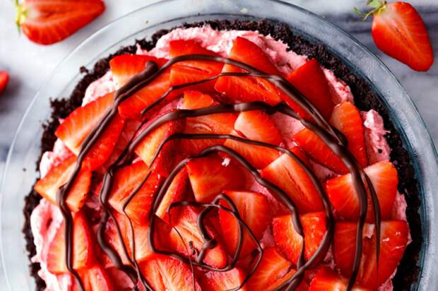 8 вкуснейших летних десертов, которые можно приготовить без выпечки