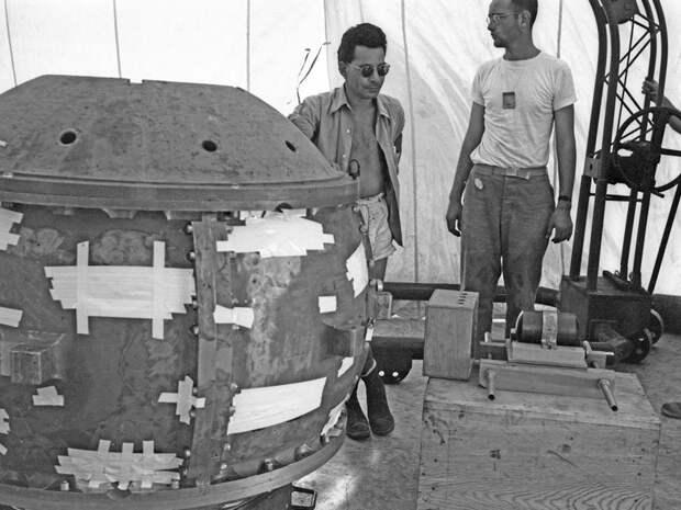Луис Слотин Изобретение: расщепление плутония история, факты
