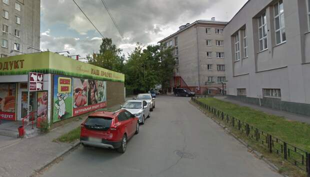 Движение и парковку транспорта ограничат на улице 1-я Оранжерейная в Нижнем Новгороде