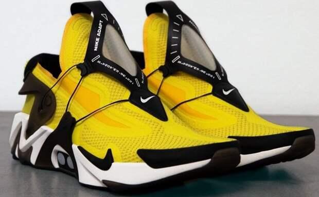 Nike Adapt Huarache - умные кроссовки