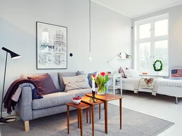10 хитрых способов увеличить маленькую квартиру