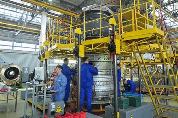 Двигатели для газоперекачки КМПО