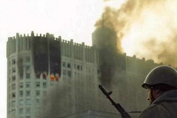 О расстреле Дома Советов в 1993 году следует говорить правду