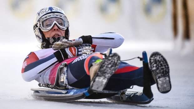 Россиянка Лаврентьева завоевала серебряную медаль на чемпионате мира по натурбану