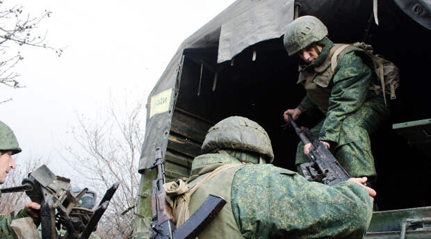 Донецк: украинские силовики устроили обстрел города