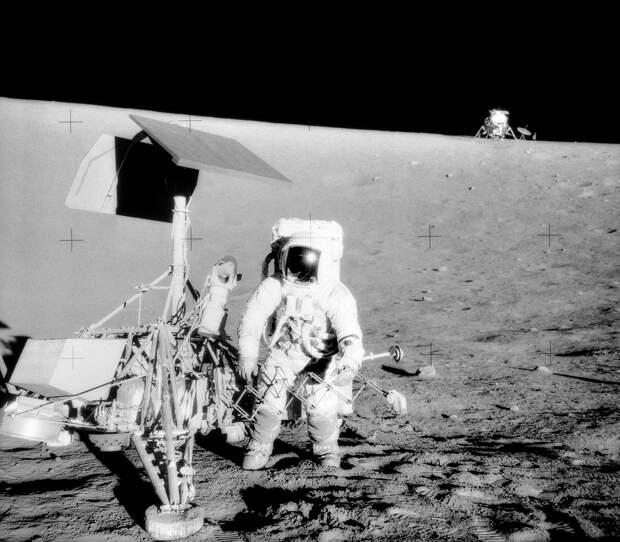 Исследования луны командами ученых из СССР и США: что дала человечеству «лунная гонка»