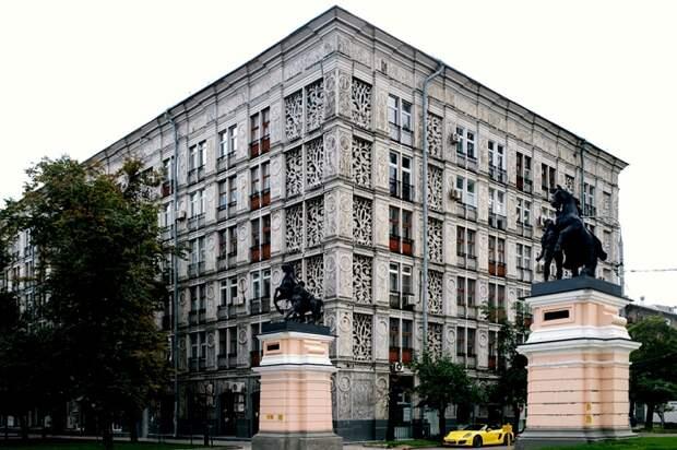 3 советских дома, которые выгодно отличались от типовых, но остались в единственном экземпляре