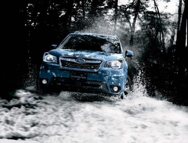 Forester и XV доступны в России в спецверсиях