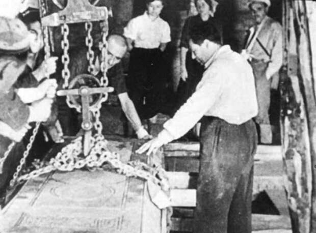 Вскрытие гробницы Тамерлана: что удивило советских учёных