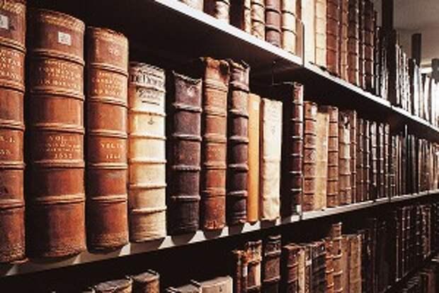 У коллекционера украли книги на 9 миллионов