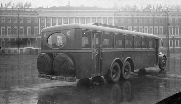 Самые необычные советские автобусы