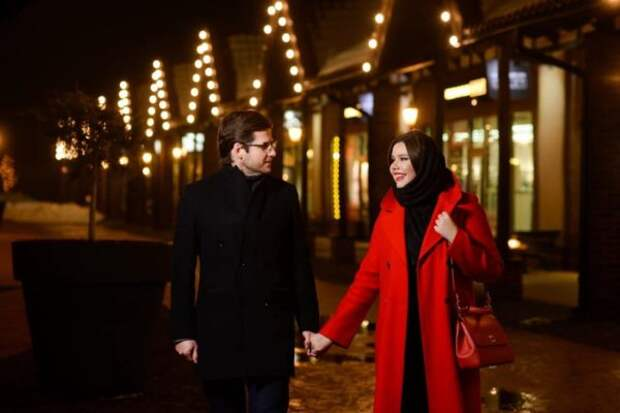 Андрей Ищенко и Диана Зиброва