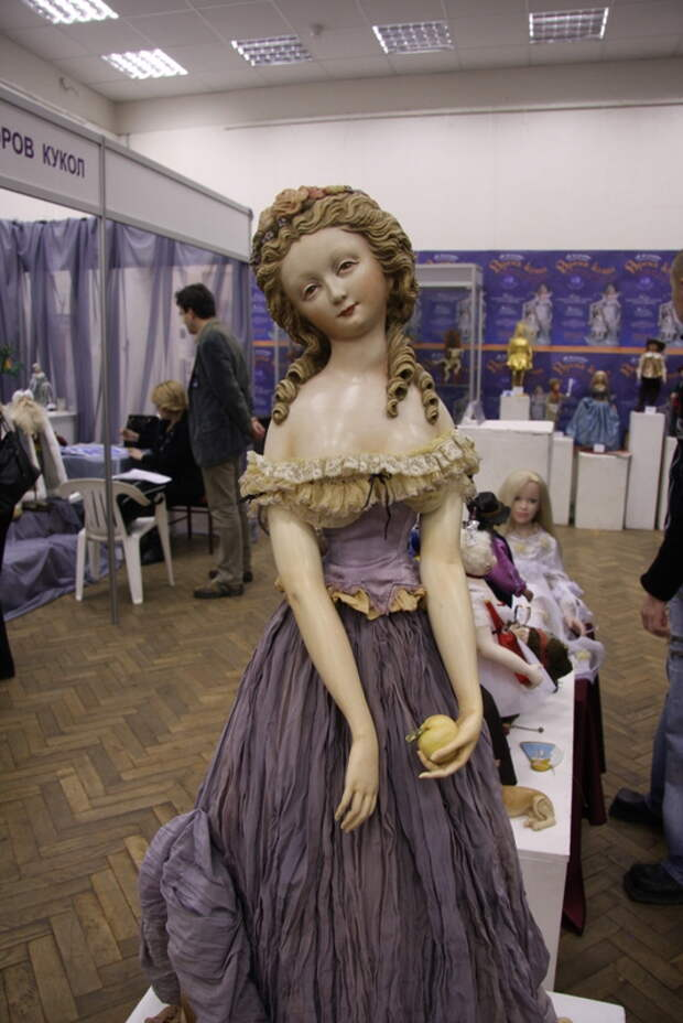 Дамы из дерева Юлии Сочилиной - Ярмарка Мастеров - ручная работа, handmade