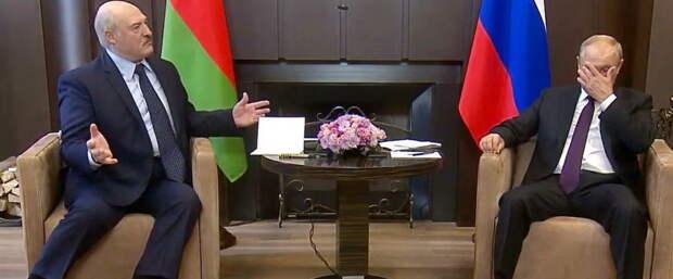 «Путин избавится от Лукашенко в течение полугода» – Климкин