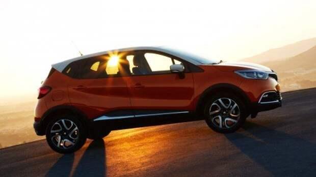 Renault готовит новый кроссовер для России на платформе Duster