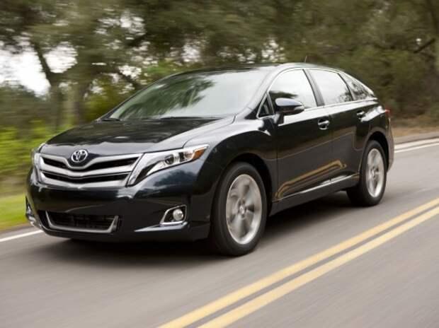 Toyota прекращает выпуск Venza
