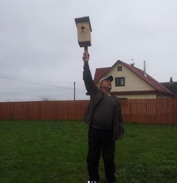 «Надо начто-тожить»: актер Стержаков вынужден продать дачу