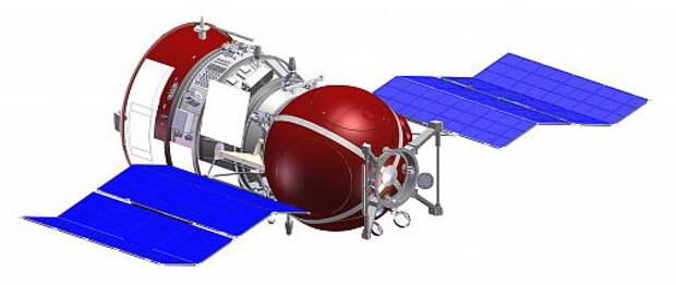 Космический аппарат Фотон-М 4
