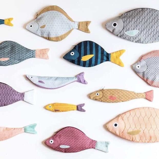 Кошелечки рыбы
