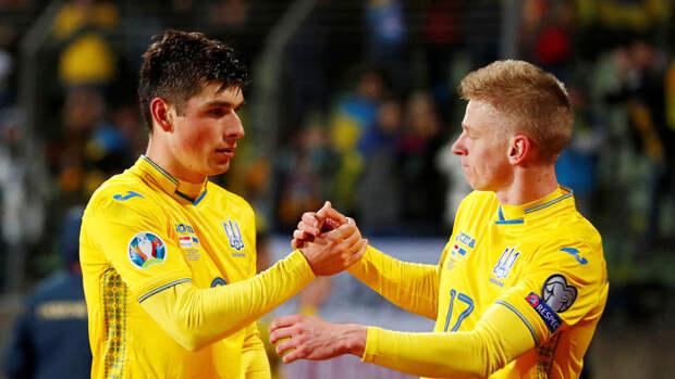 Игрок сборной Украины Зинченко мог сыграть на Евро-2016 благодаря коррупции