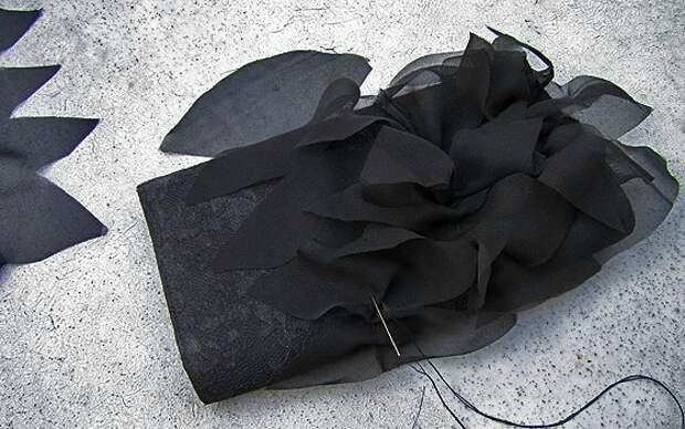 Дизайнерский клатч своими руками