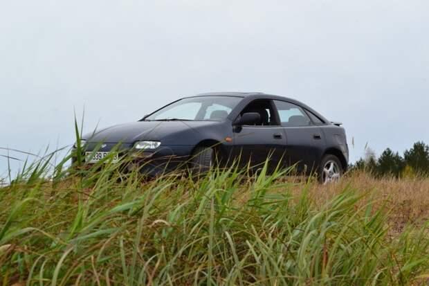 АВТОПОХВАСТУШКИ. Mazda 323f (пятое поколение)...