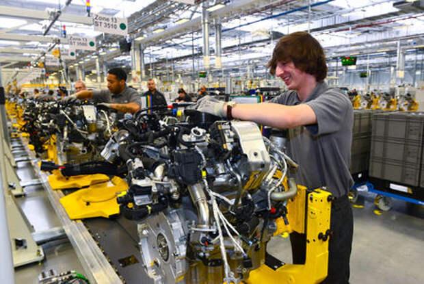 Завод двигателей Jaguar Land Rover: сто гениев в час