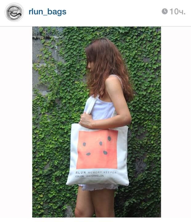 Арбузное настроение: сумки