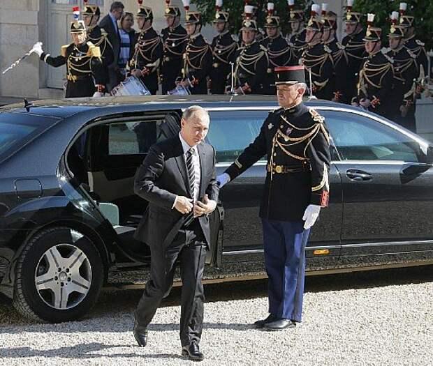 Президентский лимузин, сделанный в России, покажут на инаугурации в 2018 году