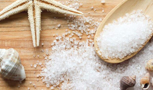 Что происходит с вашим телом, когда в нем слишком много соли