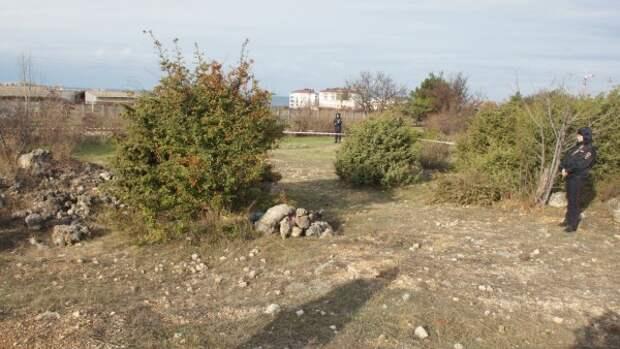 Севастополец насмерть забил камнями супругу и засыпал тело в Парке Победы