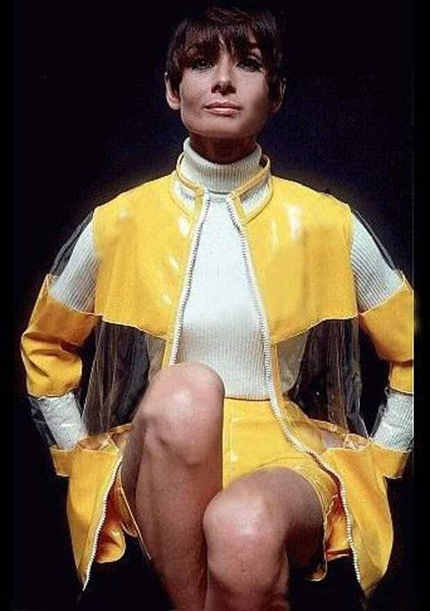 Одри Хепбёрн в 1966 году.