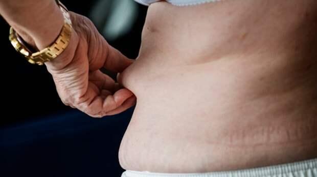 В России увеличилось число детей с лишним весом
