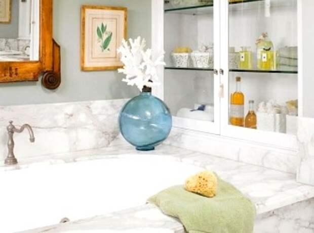 Как навести порядок в ванной: лучшие идеи хранения мелочей